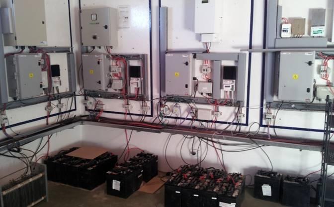 - Sistemas PWRC2 Instalados en Campo de Pruebas Cutral-Co / INTI
